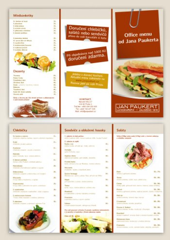 paukert-menu